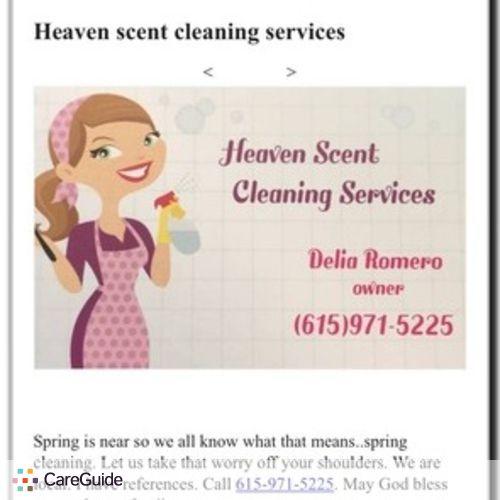 Housekeeper Provider Adelia Romero's Profile Picture