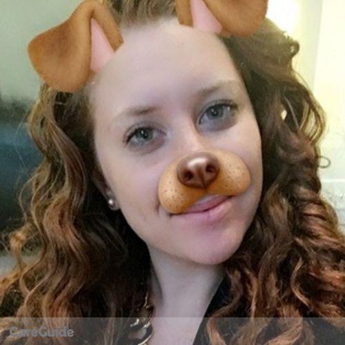 Pet Care Provider Rachel Hofstetter's Profile Picture