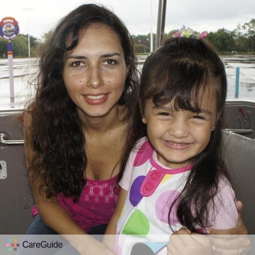 Child Care Provider Daniela Monasterio's Profile Picture