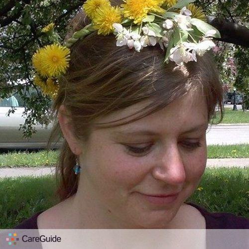 Child Care Provider Sydney Bourke's Profile Picture
