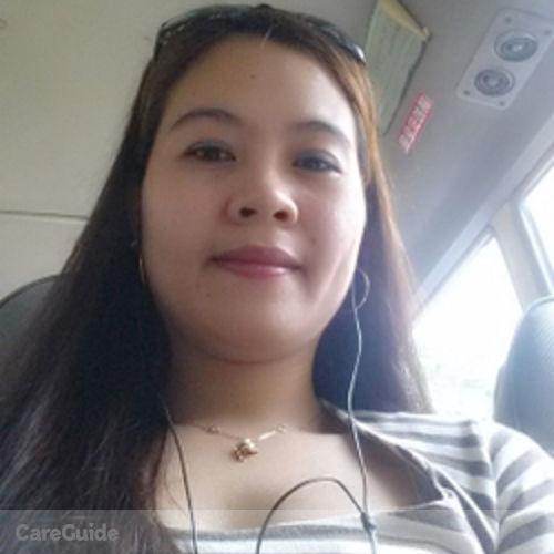 Canadian Nanny Provider Melanie U's Profile Picture