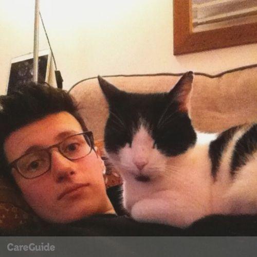 Pet Care Provider Skylar Schrock's Profile Picture
