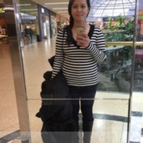 Canadian Nanny Provider Chiela Mae Garcia's Profile Picture