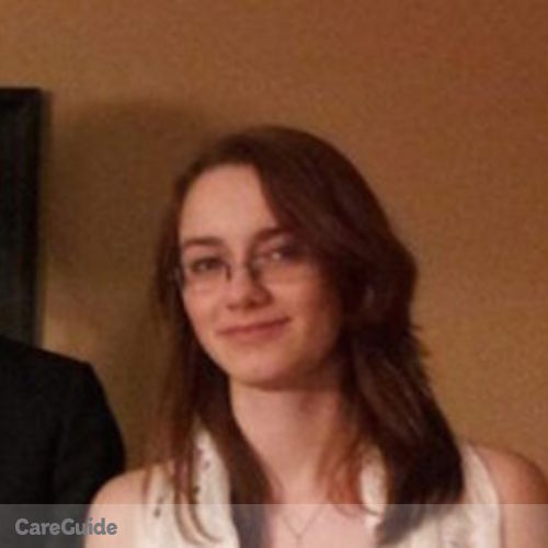 Canadian Nanny Provider Emily McCarthy's Profile Picture