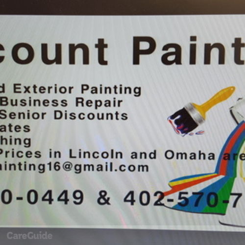 Painter Provider Mike Mike's Profile Picture