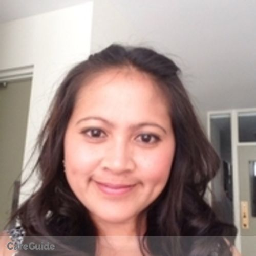 Canadian Nanny Provider Jonalyn Tabilisma's Profile Picture