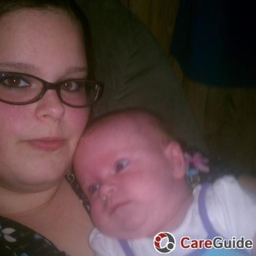 Child Care Job Lauren Culp's Profile Picture