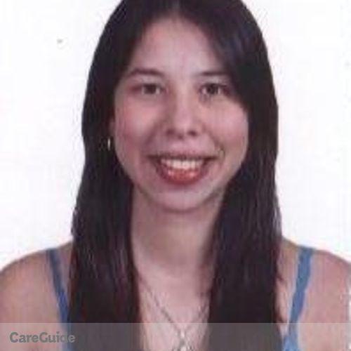 Canadian Nanny Provider Alejandra G's Profile Picture