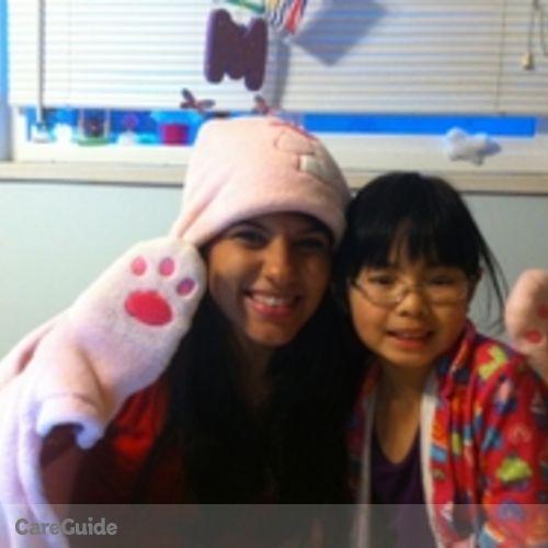 Canadian Nanny Provider Amanda Bastos's Profile Picture