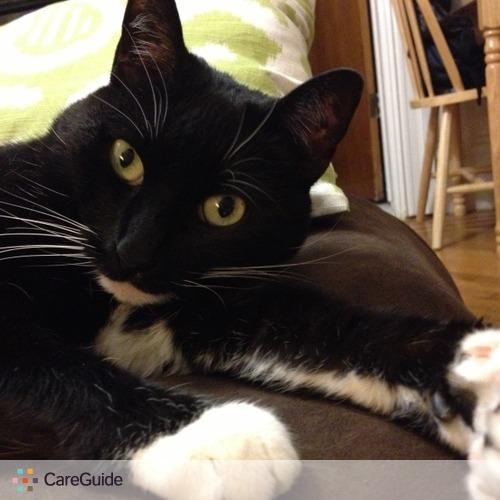 Pet Care Job Erika Hendrickson's Profile Picture