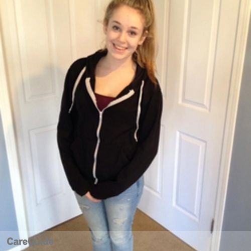 Canadian Nanny Provider Julia Doten's Profile Picture