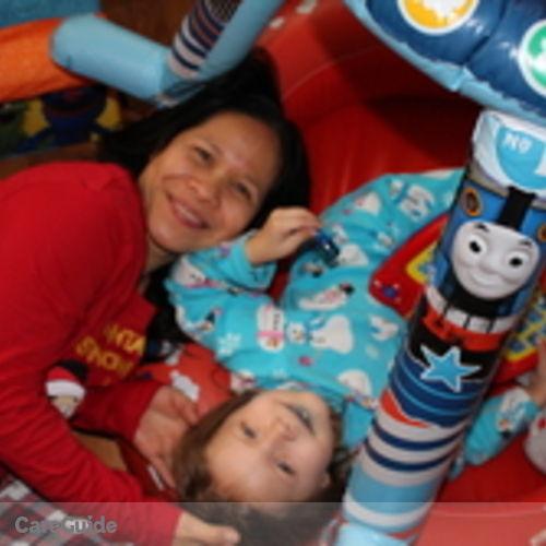 Canadian Nanny Provider Luisa Luna's Profile Picture