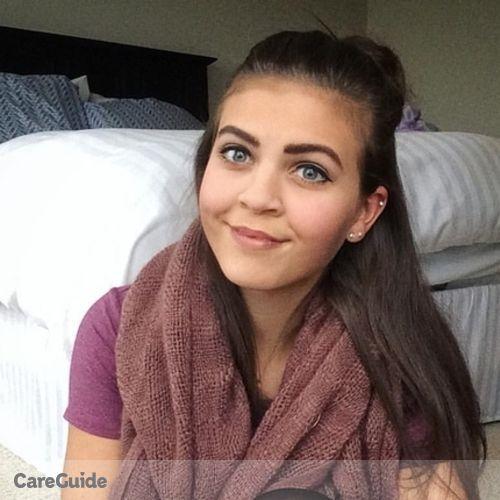 Canadian Nanny Provider Nicole Zabel's Profile Picture