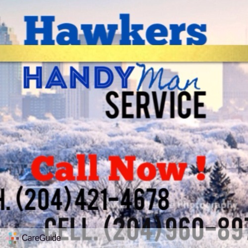 Handyman Provider Hawkers HandyMan's Profile Picture