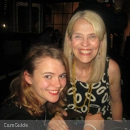 Canadian Nanny Provider Nuala O'Donovan's Profile Picture