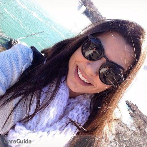 Canadian Nanny Provider Fernanda Castro's Profile Picture