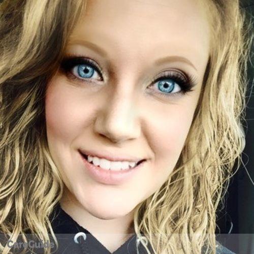Child Care Provider Haley I's Profile Picture