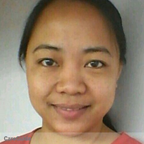 Canadian Nanny Provider Blesie Racadio's Profile Picture