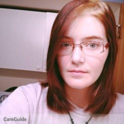 Canadian Nanny Provider Michaela Van Buren's Profile Picture