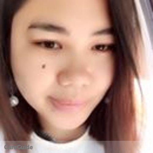Canadian Nanny Provider Christel Grace Uno's Profile Picture
