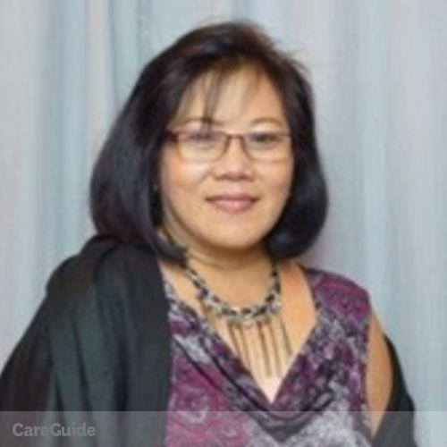 Canadian Nanny Provider Marites Q's Profile Picture