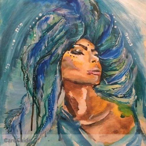 Painter Provider Mara Winetsvaig's Profile Picture