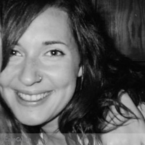 Canadian Nanny Provider Mary Veljacic's Profile Picture