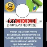 low cost Painting with a professional look!