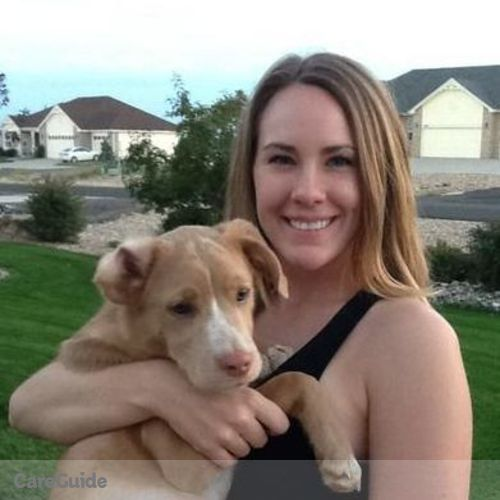 Pet Care Provider Chelsey Schroder's Profile Picture