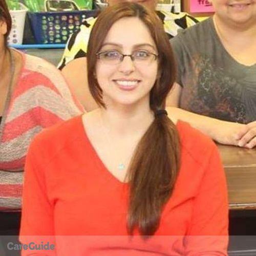 Child Care Job Monica Saunders's Profile Picture