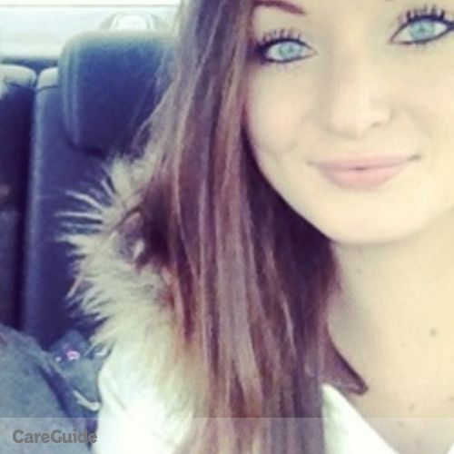 Canadian Nanny Provider Nicole L's Profile Picture