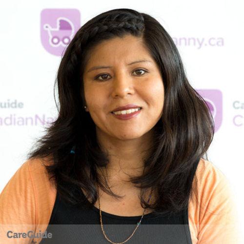 Canadian Nanny Provider Yris Diaz Lopez's Profile Picture