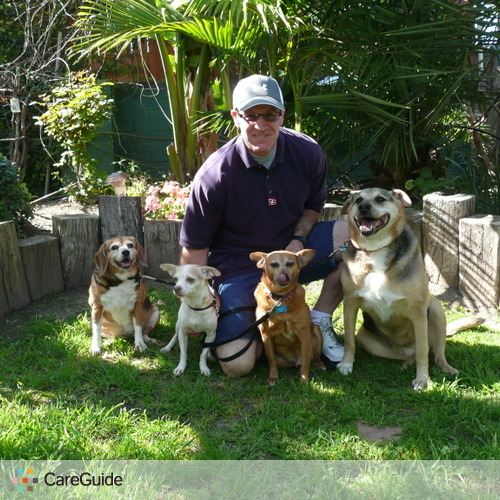 Pet Care Provider Jeff Strauch's Profile Picture