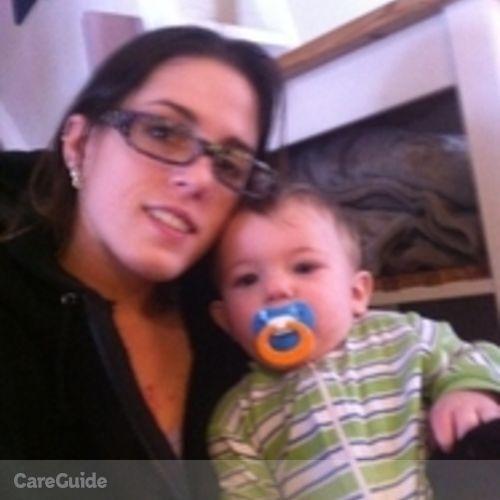 Canadian Nanny Provider Katie Cavanagh's Profile Picture