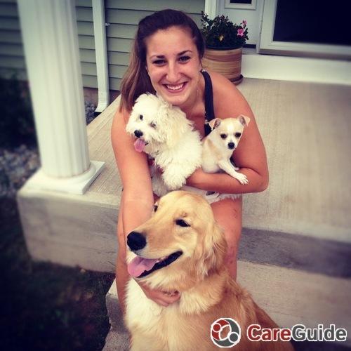 Pet Care Provider Nicole F's Profile Picture