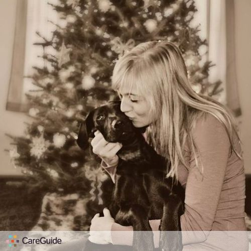 Pet Care Provider Karly Stadler's Profile Picture