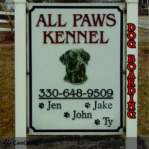 Pet Care Provider Jennifer Handrosh's Profile Picture