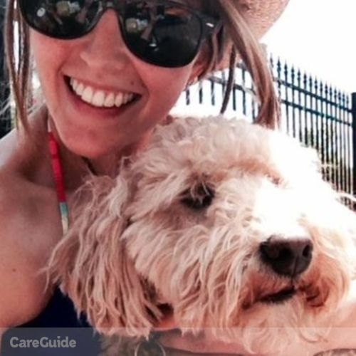 Pet Care Provider Katie Hewitt's Profile Picture