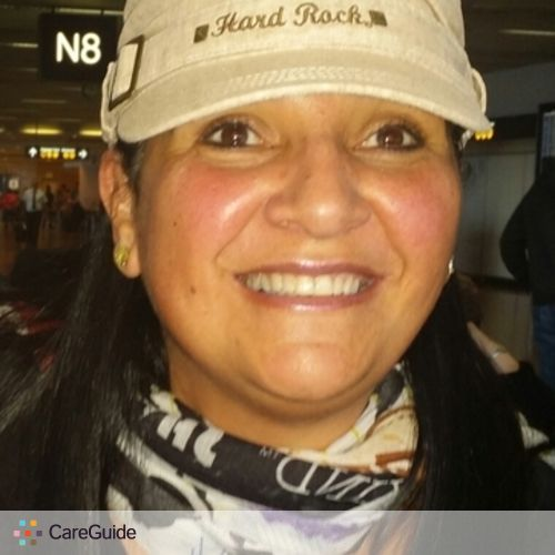 Housekeeper Provider Ana Lucia Langholz's Profile Picture