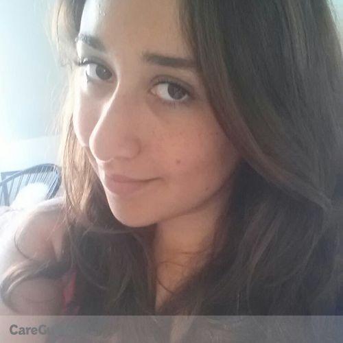 Canadian Nanny Provider Sadia M's Profile Picture