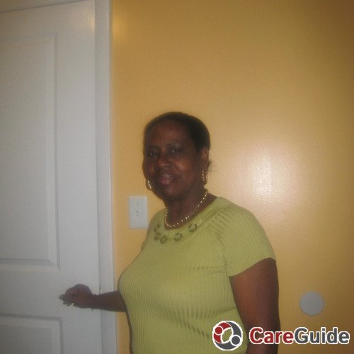 Child Care Provider Mary Felicien's Profile Picture