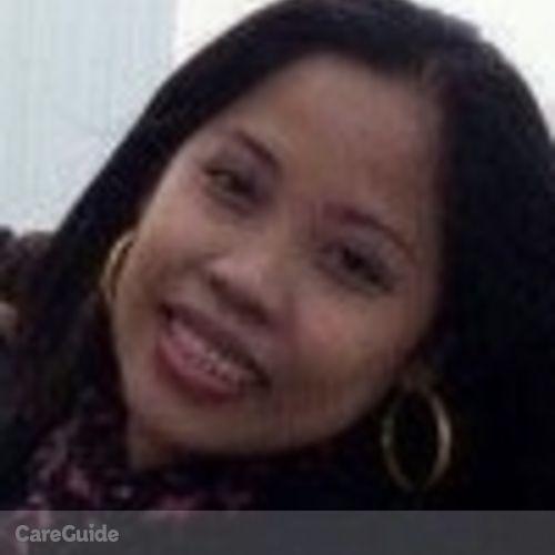 Canadian Nanny Provider Teresita Abaco's Profile Picture