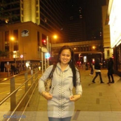 Canadian Nanny Provider Anna Liza A's Profile Picture