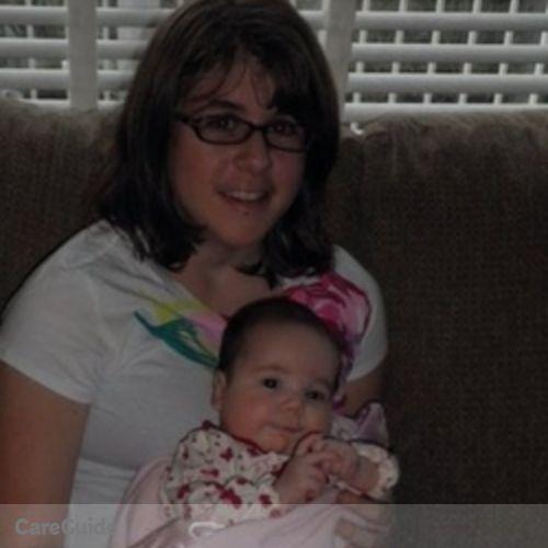 Canadian Nanny Provider Jessica McInnis's Profile Picture