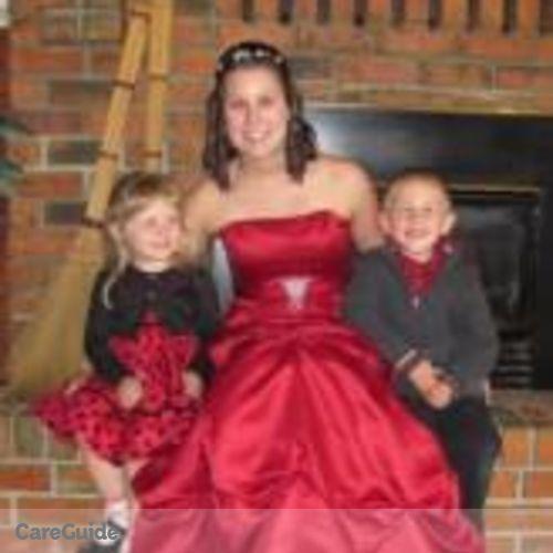 Canadian Nanny Provider Brooke Troiano's Profile Picture
