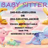 Babysitter in Silver Spring