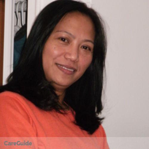 Canadian Nanny Provider Carmelita Casem's Profile Picture