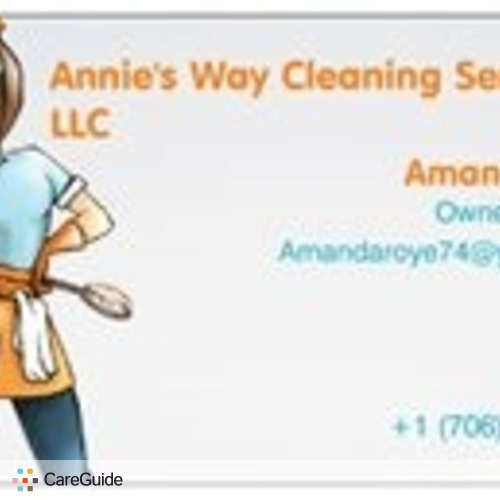 Housekeeper Provider Amanda Roye's Profile Picture