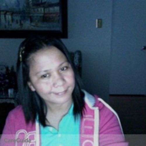 Canadian Nanny Provider Maricris Aquino's Profile Picture
