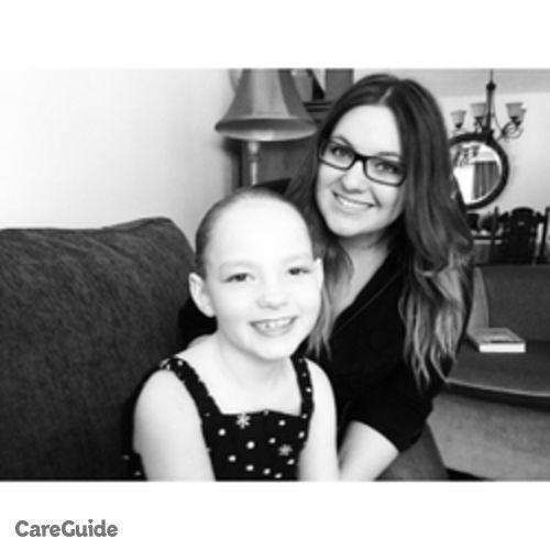 Canadian Nanny Provider Alicia Emery's Profile Picture